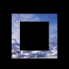 easthetic небо рамка квадратрамка облака freetoedit