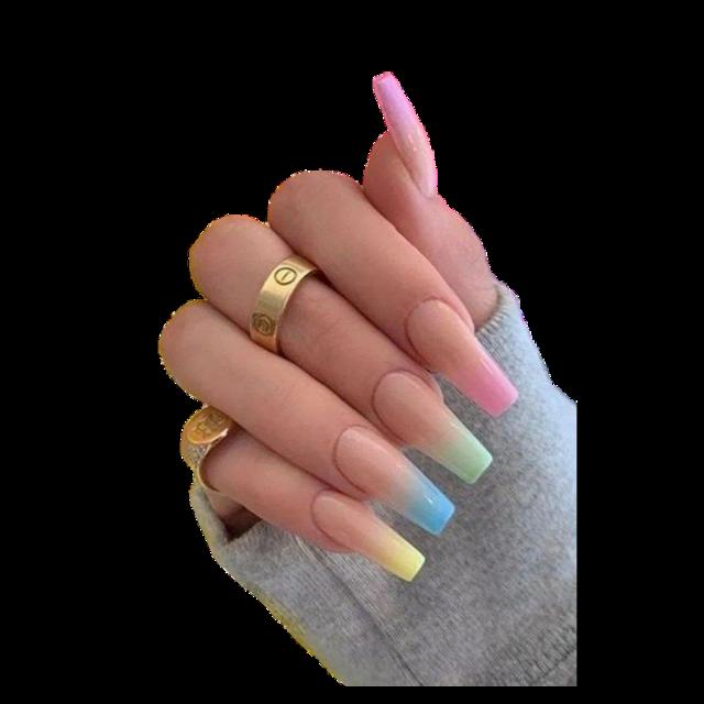#freetoedit #nails #ghettonails #acrylic #acrylicnails #forediting #freetouse