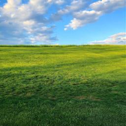 nature countryside beautifulday greenfield grassfield freetoedit