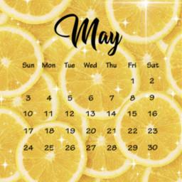 may lemon springishere freetoedit srcmaycalendar maycalendar maycalender