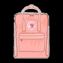 freetoedit vsco vscogirl backpack pinkvsco