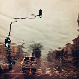 roadtrip ontheroad rain raindrops urban