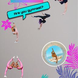 day_question gymnastics new_post love_gymnastics i_am_gymnast freetoedit