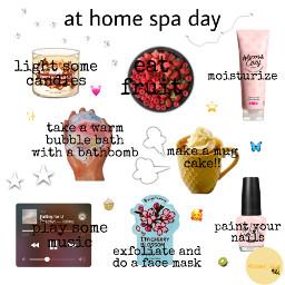aesthetic niche spaday honeytips advice freetoedit