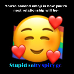 heartemoji nextrelationship loveable freetoedit