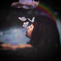 freetoedit dcstilllife butterfly❤ butterfly ircstillness stillness