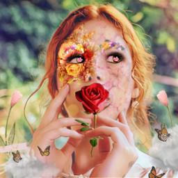 freetoedit flower ecflowereyes flowereyes
