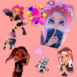 splatoon octoexpansion cute octoart freetoedit