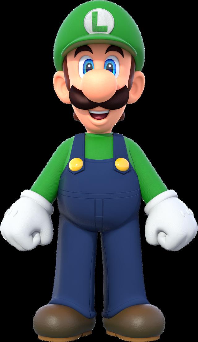 #freetoedit  Luigi! #luigi #mario