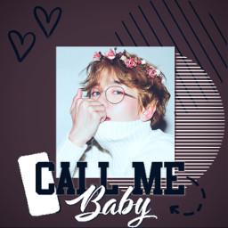 baekhyun exo kpop callmebaby ot9
