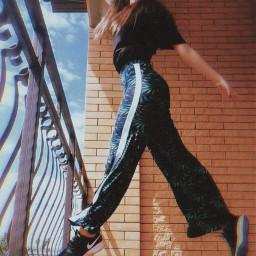 freetoedit girl dance jump photography