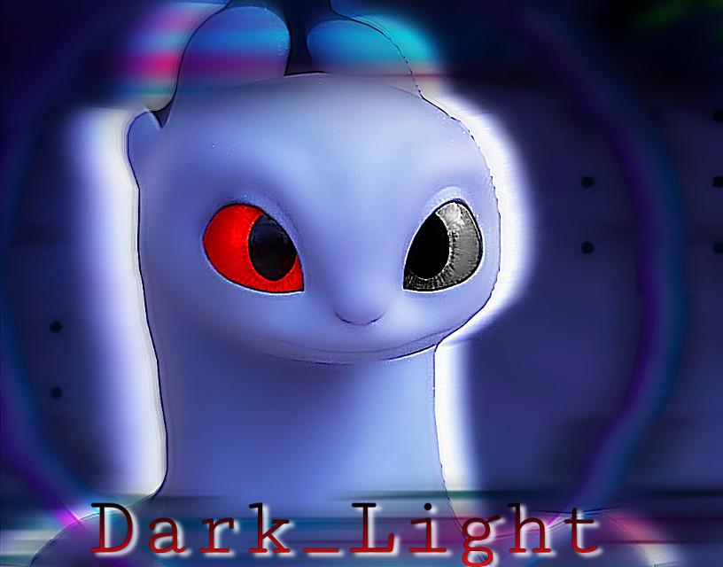 #oc #httydedit #lightfury #demondragon #dark #httyd3 #freetoedit