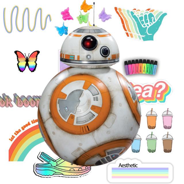 #freetoedit. #bb8 #droid #rebelalliance #firstorder #starwars