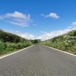 road countryside freetoedit