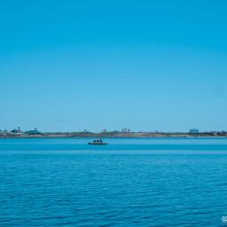 tiny tinyboat blue saltwater freetoedit