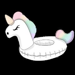 unicorninflatable inflatable unicornfloat unicorn pastel