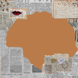 freetoedit newspaper newspaperbackgrounds aesthetic brown