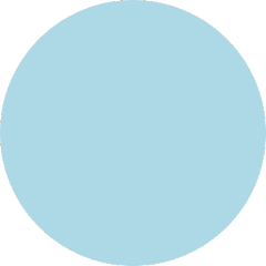 sticker blue circle aesthetic freetoedit
