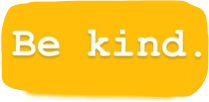 sticker quotes bekind yellow cutout freetoedit