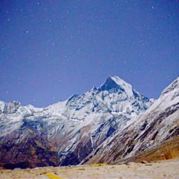 mountfishtail nepal annapurnabasecamp