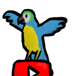 freetoedit perkyparrot perky parrot animal