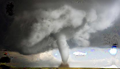 tornado gray