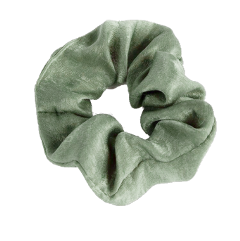 scrunchie scrunchies green trendy vsco freetoedit