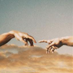 bg background aesthetic hands sky freetoedit