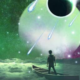 freetoedit myedit galaxy planets landscape