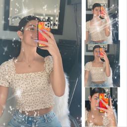 charli charlidamelio picsart ily mirror