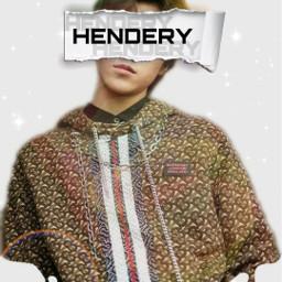freetoedit hendery nct wayv donkey