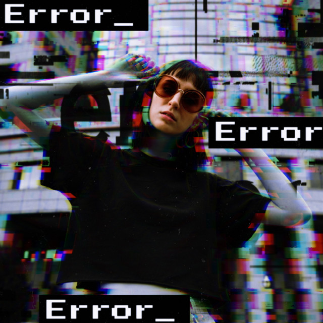 #error #glitcheffect #glitch #glitchy #women #girl #picsartreplay #freetoedit