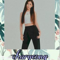 followmeplease chaeryeong freetoedit