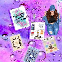 mybackground myediting editedbyme bubbles chica ccfitsart