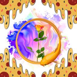 freetoedit rose roses rosegold rosesarebeautiful
