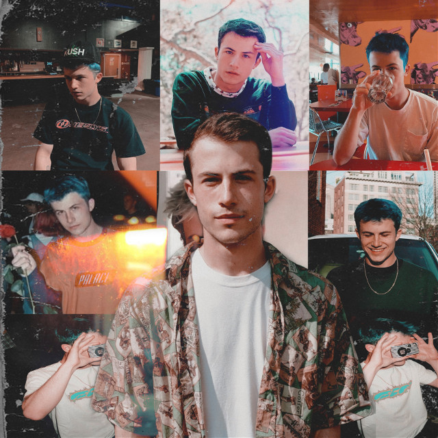 #freetoedit #dylan #dylanminnette #wallows #13reasonswhy #13rw