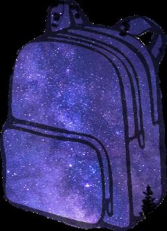 freetoedit galaxy backpack nomoreschool