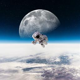 freetoedit myedit eart planet moon