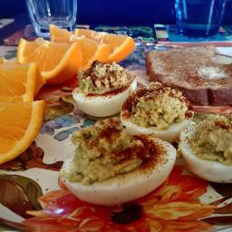 food breakfast foodphotography eggs oranges