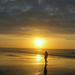 realpeople walkonthebeach sunrise hopeyoulikeit