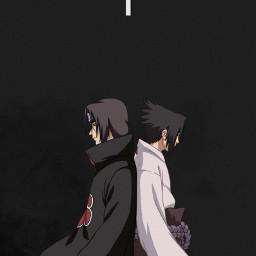 freetoedit lockscreen uchiha sasuke itachi