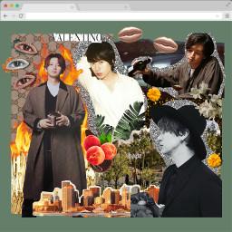 collageart tadayoshiokura kanjani kanjani8 happybelatedbirthday freetoedit