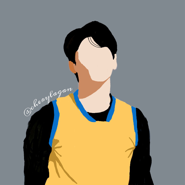 #freetoedit #cartooneffect #chaeunwoo #cartoondp