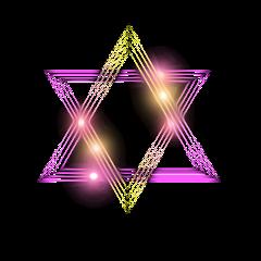 freetoedit star neon glow oilpaintingeffect