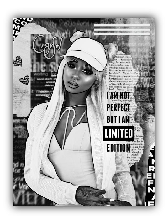 Nyane 💕  #freetoedit #collage #aesthetic #nyane