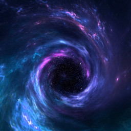 space abstract portal nasa galactic freetoedit