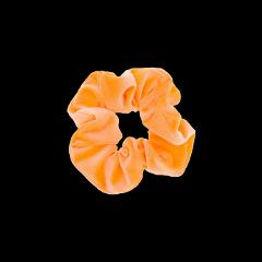 orange scrunchie orangeaesthetic aesthetic accessories freetoedit
