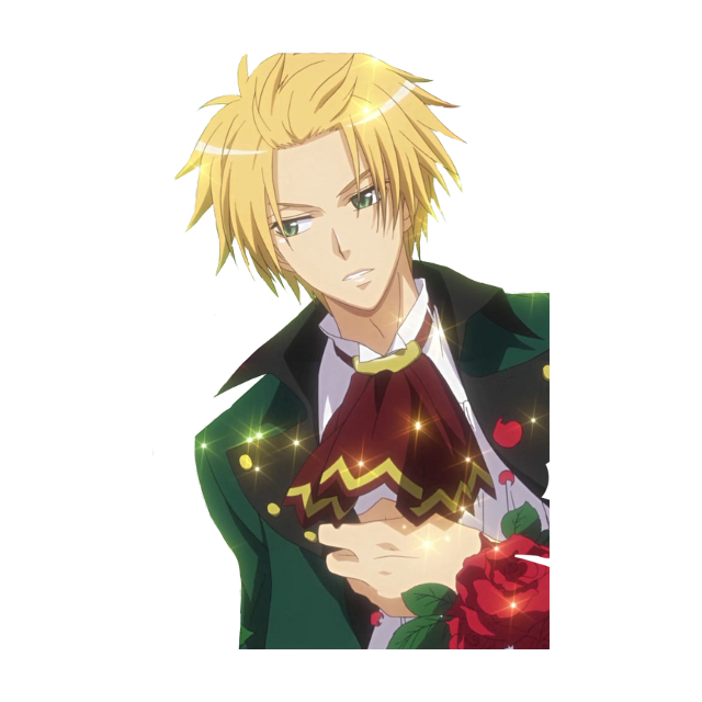 #anime #animeboy #cuteanimeboy #usui #usuitakumi #kaichouwamaidsama #maidsama