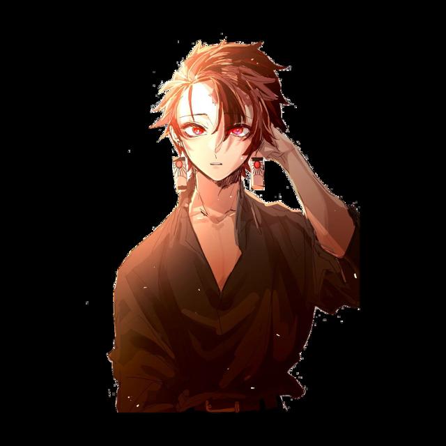 #anime #animeboy #cuteanimeboy #demonslayer #tanjiro #tanjiroukamado