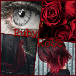 aesthetic rwby rubyrose rwbyruby rwbyrubyrose